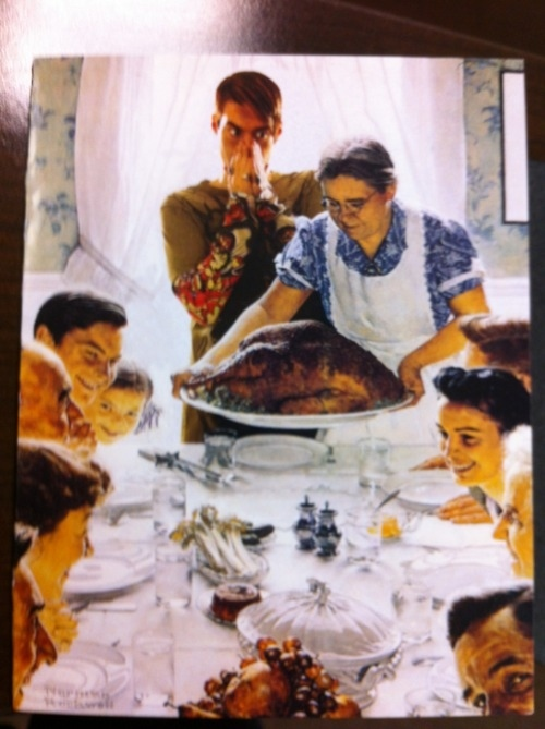 the underappreciated holiday thanksgiving Thanksgiving day in the united states is a holiday on the fourth thursday of  november it precedes black friday.